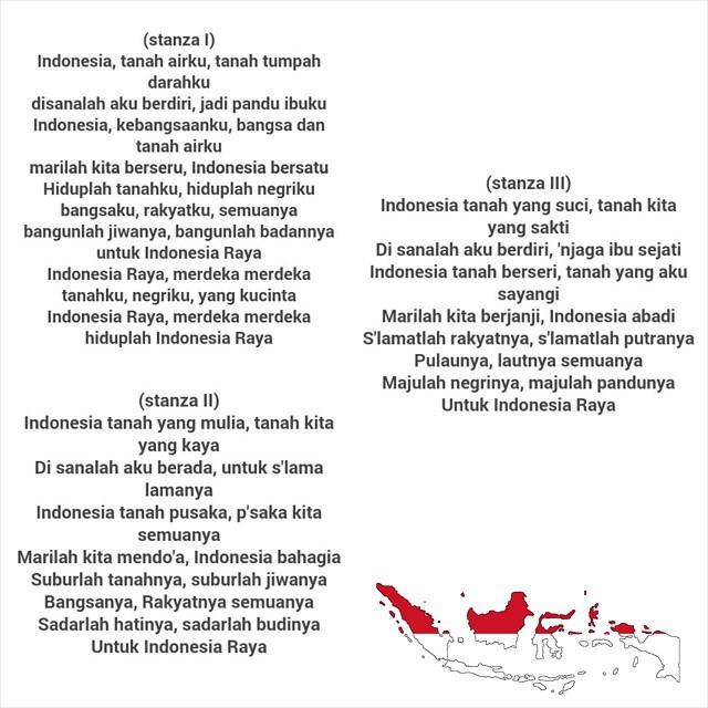 Tag Lagu Indonesia Raya 3 Stanza Mp3 Free Download